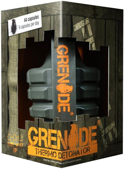 Grenade Thermo Detonator - 100 Capsules