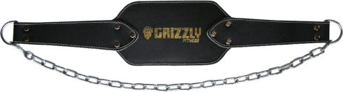 Grizzly Fitness Leather Dipping Belt - 1 Belt