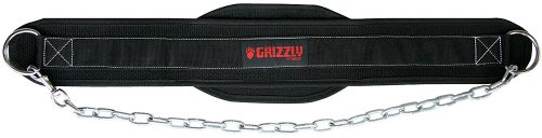 Grizzly Fitness Nylon Dipping Belt - 1 Belt
