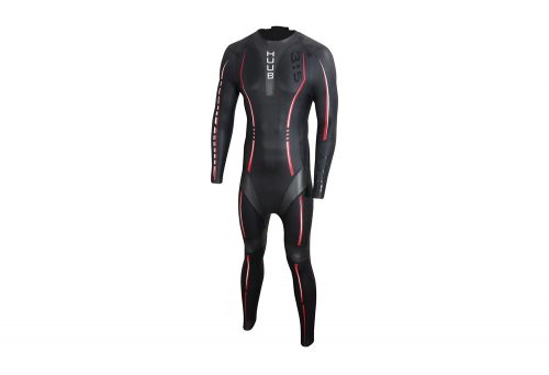 HUUB Aerious I Triathlon Wetsuit - Men's - black/grey, mt