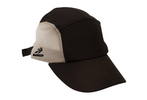 Headsweats Race Hat - black/sport silver, one size