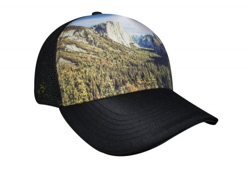 Headsweats Yosemite 5-Panel Trucker Hat - yosemite, one size