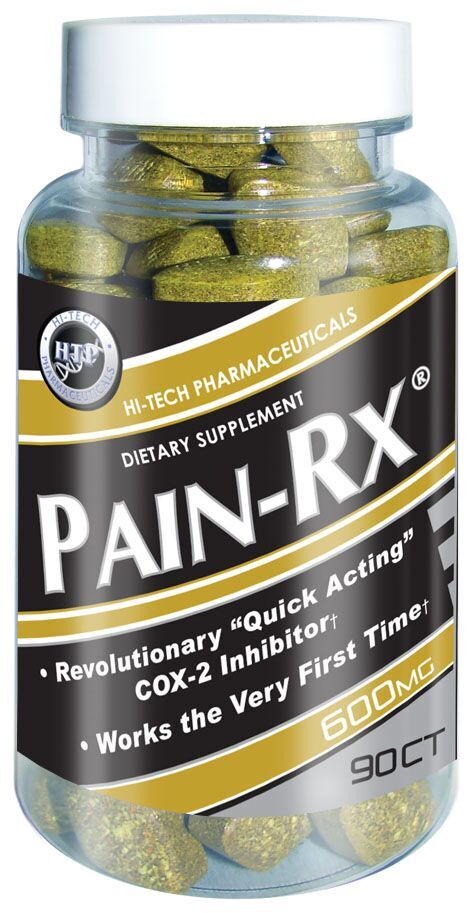 Hi-Tech Pharmaceuticals Pain-RX - 90 Tablets