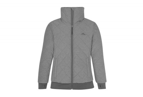 High Sierra Lynn Insulated Full Zip Jacket - Women's - mercury, medium