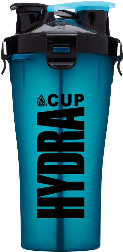 Hydracup Dual Shaker - 28oz Shark Blue
