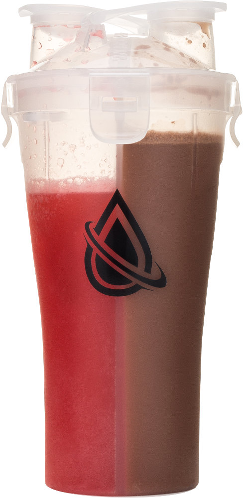 Hydracup Dual Shaker - 28oz Throwback Edition
