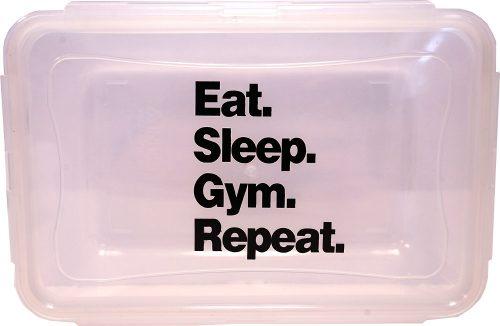 Hydracup Hydra Prep - 3 Pack Eat/Sleep/Gym/Repeat