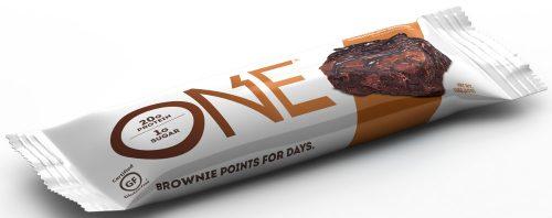 ISS Oh Yeah! ONE Bar - 1 Bar Chocolate Brownie