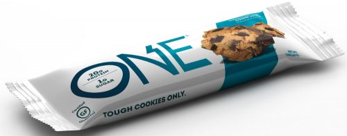 ISS Oh Yeah! ONE Bar - 1 Bar Chocolate Chip Cookie Dough