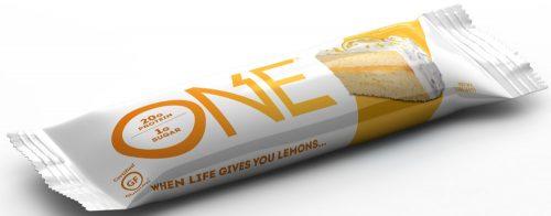 ISS Oh Yeah! ONE Bar - 1 Bar Lemon Cake
