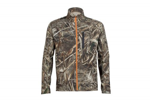 Icebreaker Ika Long Sleeve Zip - Men's - realtree, x-large