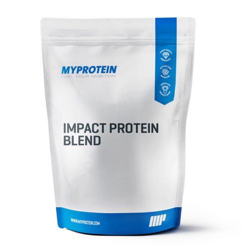 Impact Protein Blend (USA) - Salted Caramel - 11lb