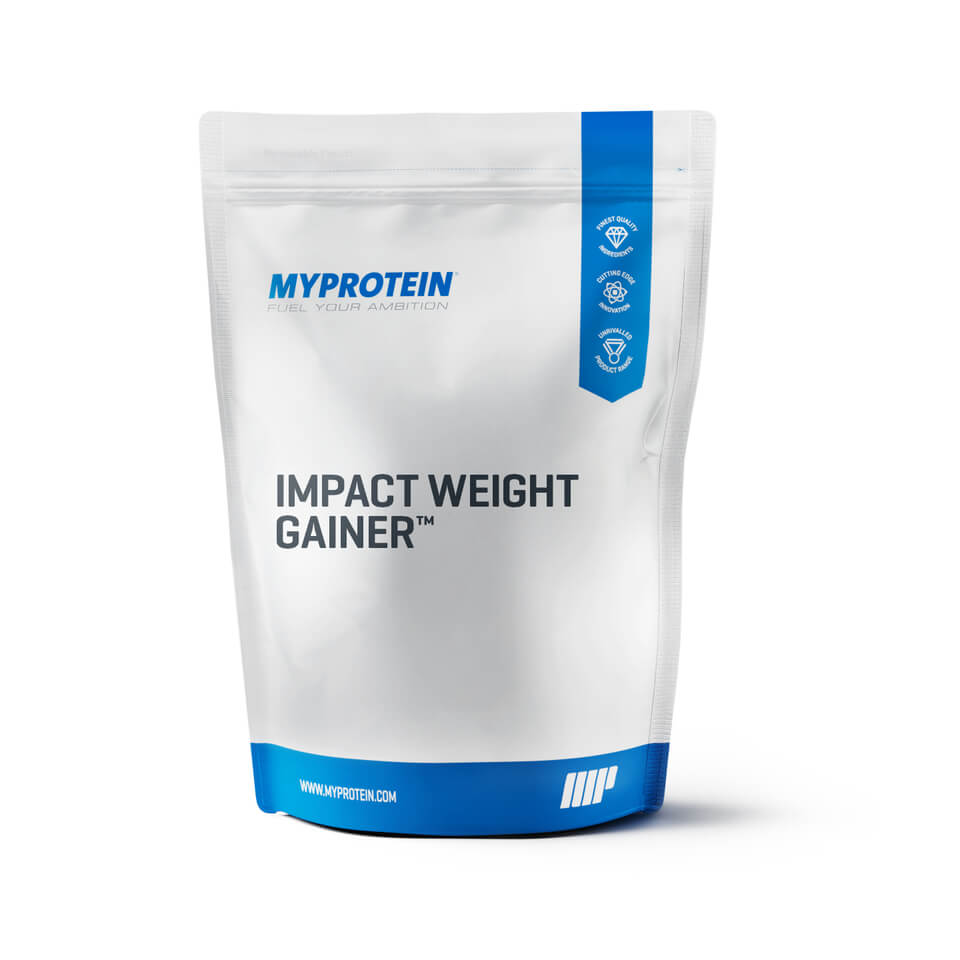 Impact Weight Gainer V2 - Strawberry Cream - 11lb (USA)