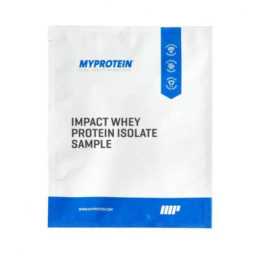 Impact Whey Isolate (Sample) - Strawberry Cream - 0.9 Oz (USA)