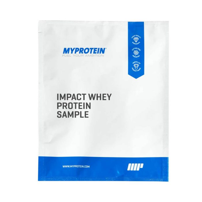 Impact Whey Protein (Sample) - Chocolate Smooth - 0.9 Oz (USA)