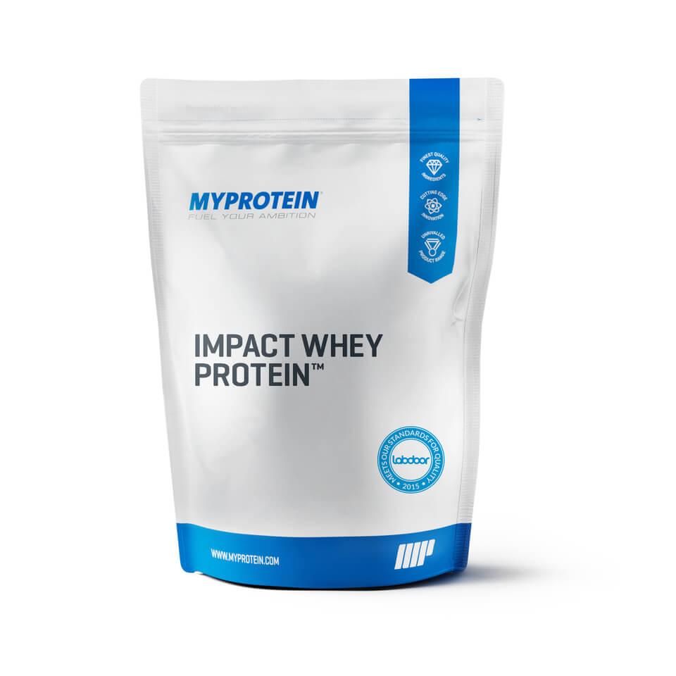 Impact Whey Protein, Vanilla, 0.55 Ib (USA)