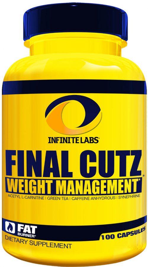 Infinite Labs Final Cutz - 100 Capsules