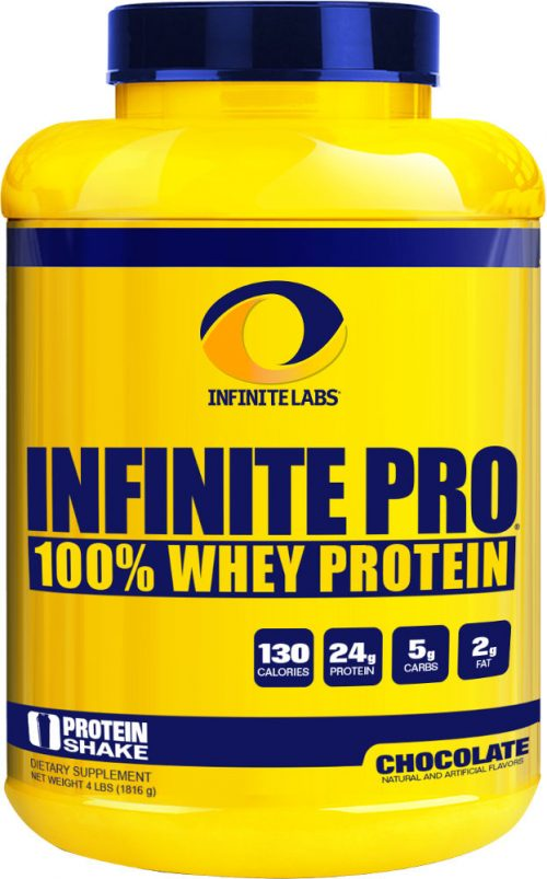 Infinite Labs Infinite Pro 100% Whey - 4lbs Chocolate
