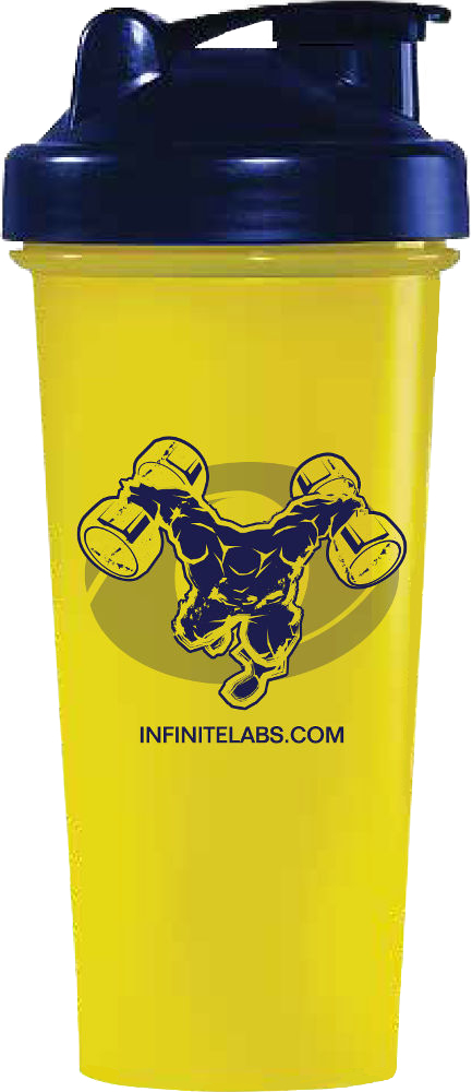 Infinite Labs Juggernaut Shaker - 28oz