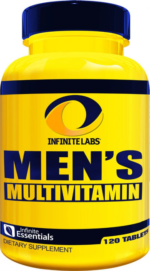 Infinite Labs Men's Multi - 120 Tablets