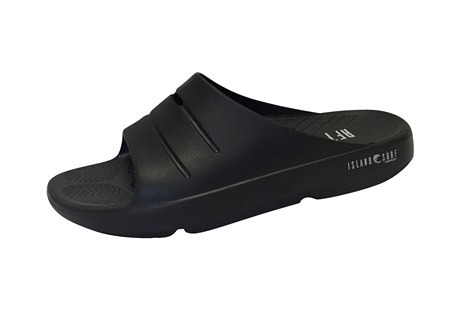 Island Surf Company Crest Slides - Men's