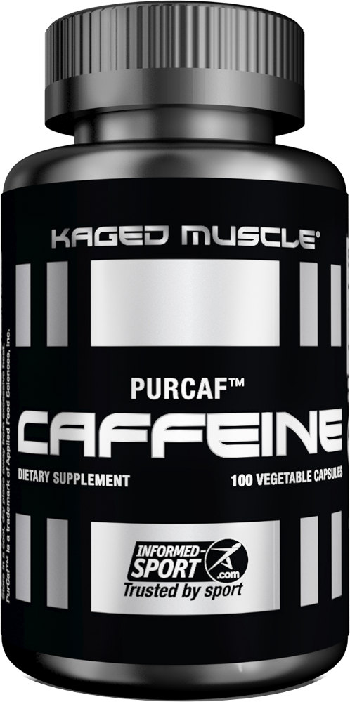 Kaged Muscle Caffeine - 100 VCapsules