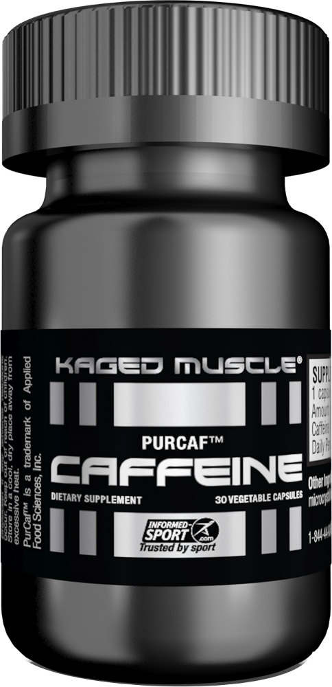Kaged Muscle Caffeine - 30 VCapsules