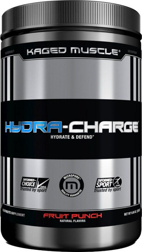 Kaged Muscle Hydra-Charge - 60 Servings Fruit Punch