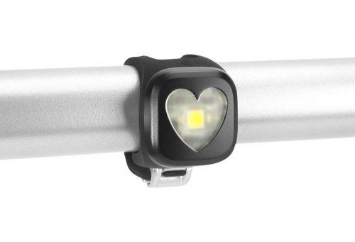 Knog Blinder 1 Front Light - heart black, one size