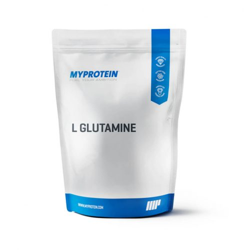 L Glutamine - Blue Raspberry, 2.2lbs
