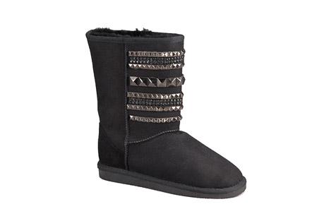 LAMO Suede Hardwear Boot - Womens