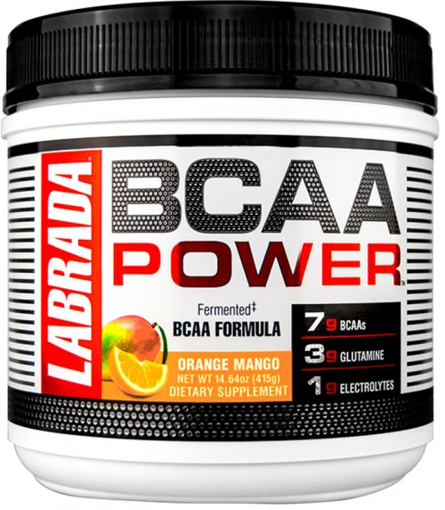 Labrada Nutrition BCAA Power - 30 Servings Orange Mango