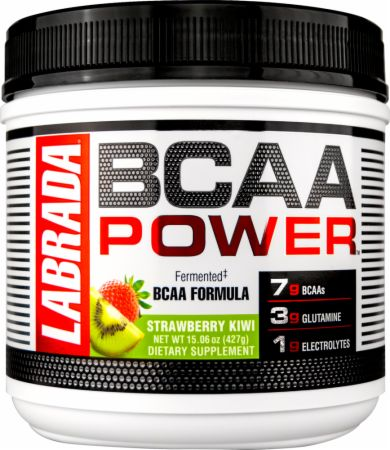 Labrada Nutrition BCAA Power - 30 Servings Peach