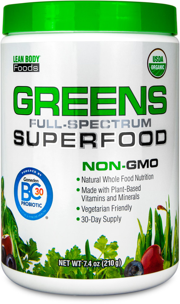 Labrada Nutrition Greens Full-Spectrum Superfood - 30 Servings