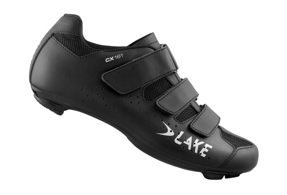 Lake CX161 Shoes - black, eu 42