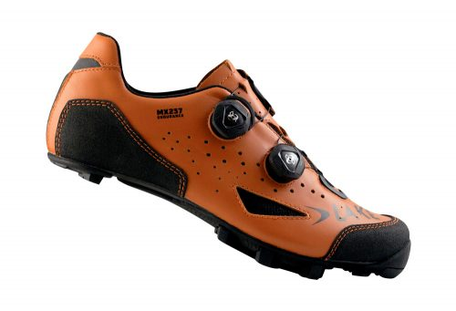 Lake MX237 ENDURO MTB Shoes - Men's - orange/black, eu 42