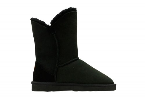 Lamo Liberty Sheepskin Boots - Women's - black, 6