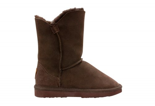 Lamo Liberty Sheepskin Boots - Women's - chocolate, 6
