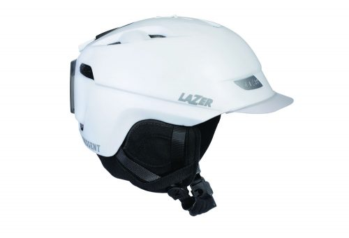 Lazer Dissent-Men's - matte white, small