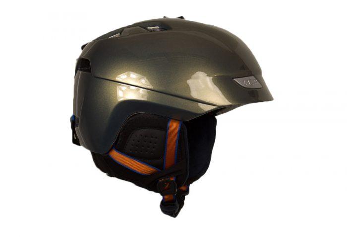 Lazer Effect Helmet - oil green, small