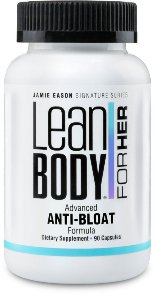 Lean Body For Her Jamie Eason Signature Series Advanced Anti-Bloat For