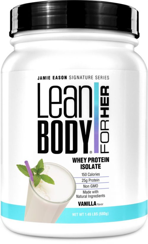Lean Body For Her Jamie Eason Signature Series Lean Body For Her Whey