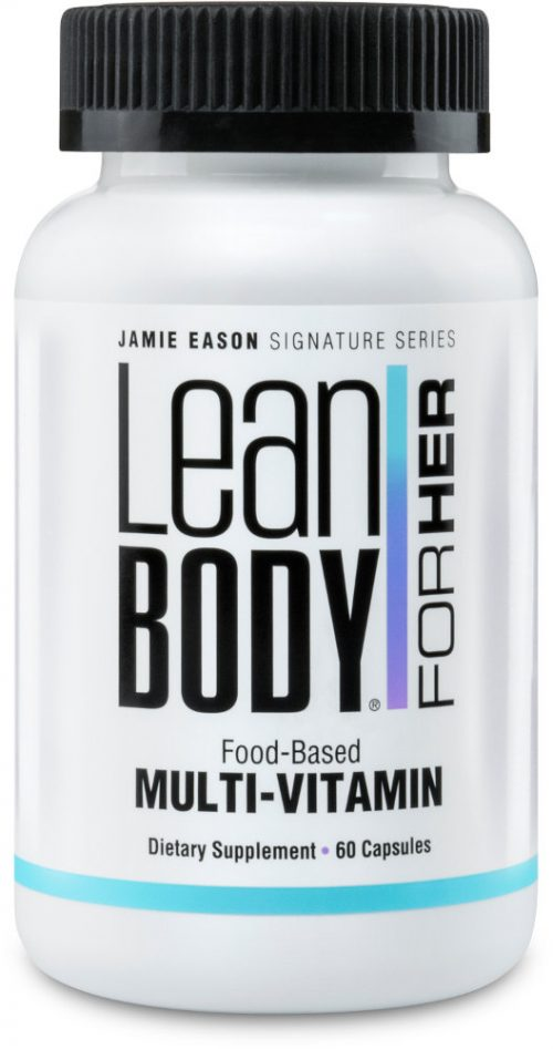 Lean Body For Her Jamie Eason Signature Series Multi-Vitamin - 60 Caps