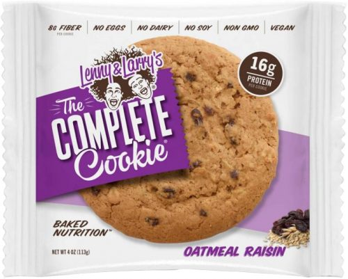 Lenny & Larry's Complete Cookie - 1 4oz Cookie Oatmeal Raisin