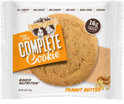 Lenny & Larry's Complete Cookie - 1 4oz Cookie Peanut Butter