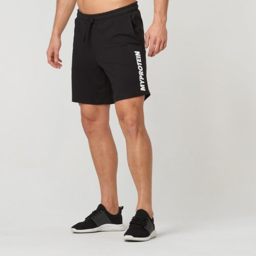 Logo Shorts - Black - M