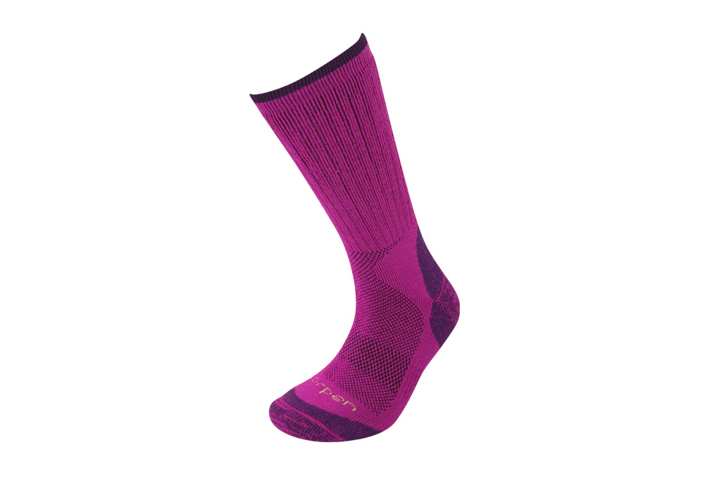 Lorpen T2 Midweight Hiker Socks - Women's - violet, small