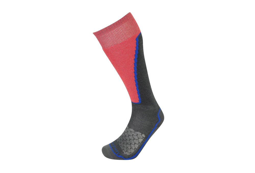 Lorpen T2 Ski Light Socks - charcoal, x-large