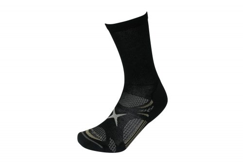 Lorpen T3 Light Hiker Socks - black, medium