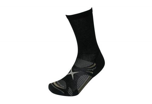 Lorpen T3 Light Hiker Socks - black, medium